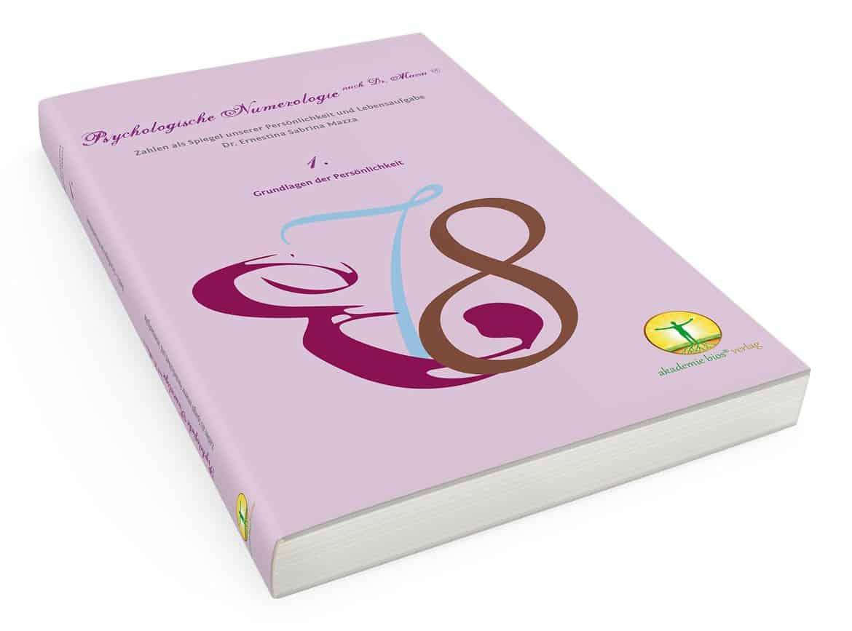 Buch - Psychologische Numerologie - Band 1