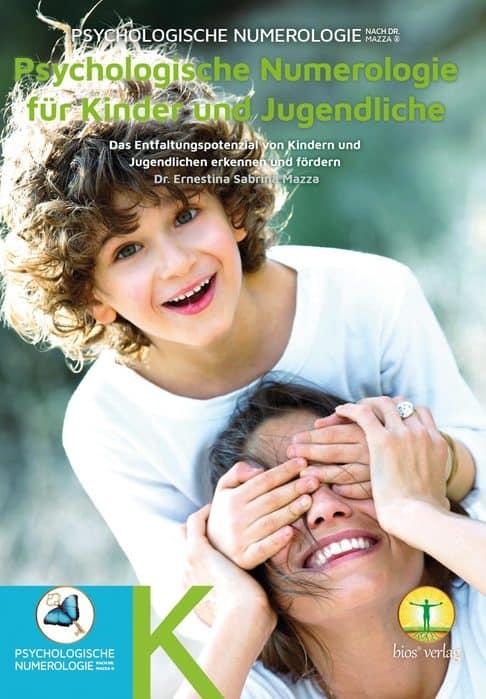Buch-Cover: Psychologische Numerologie für Kinder und Jugendliche